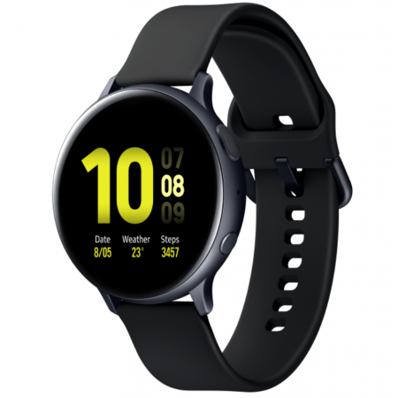 Samsung Watch Active 2 okosóra, 40 mm  SM-R830NZ, ALU