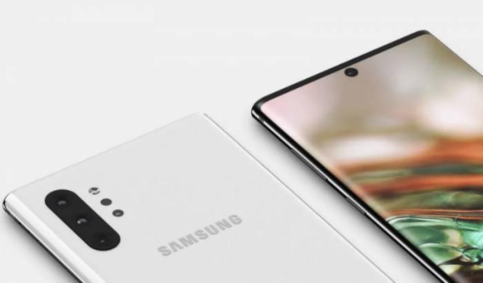 Galaxy Note 10 bemutató