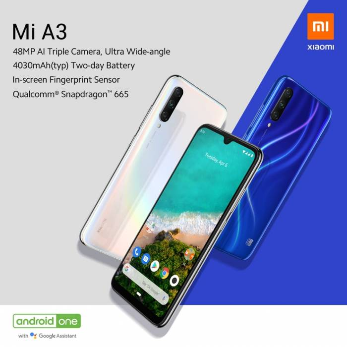 Xiaomi_mi_a3_specifikációk