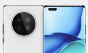 Ezzel a dizájnnal jön a Huawei Mate 40 és Mate 40 Pro