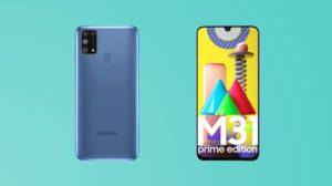 Már úton van a Samsung Galaxy M31 Prime Edition